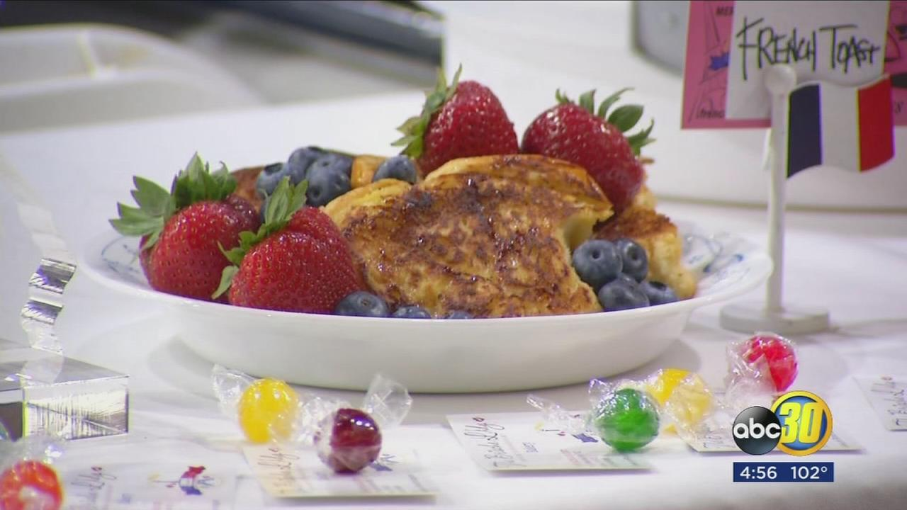 Some of the Valleys best food and wine are being showcased at this years Fresno Food Expo