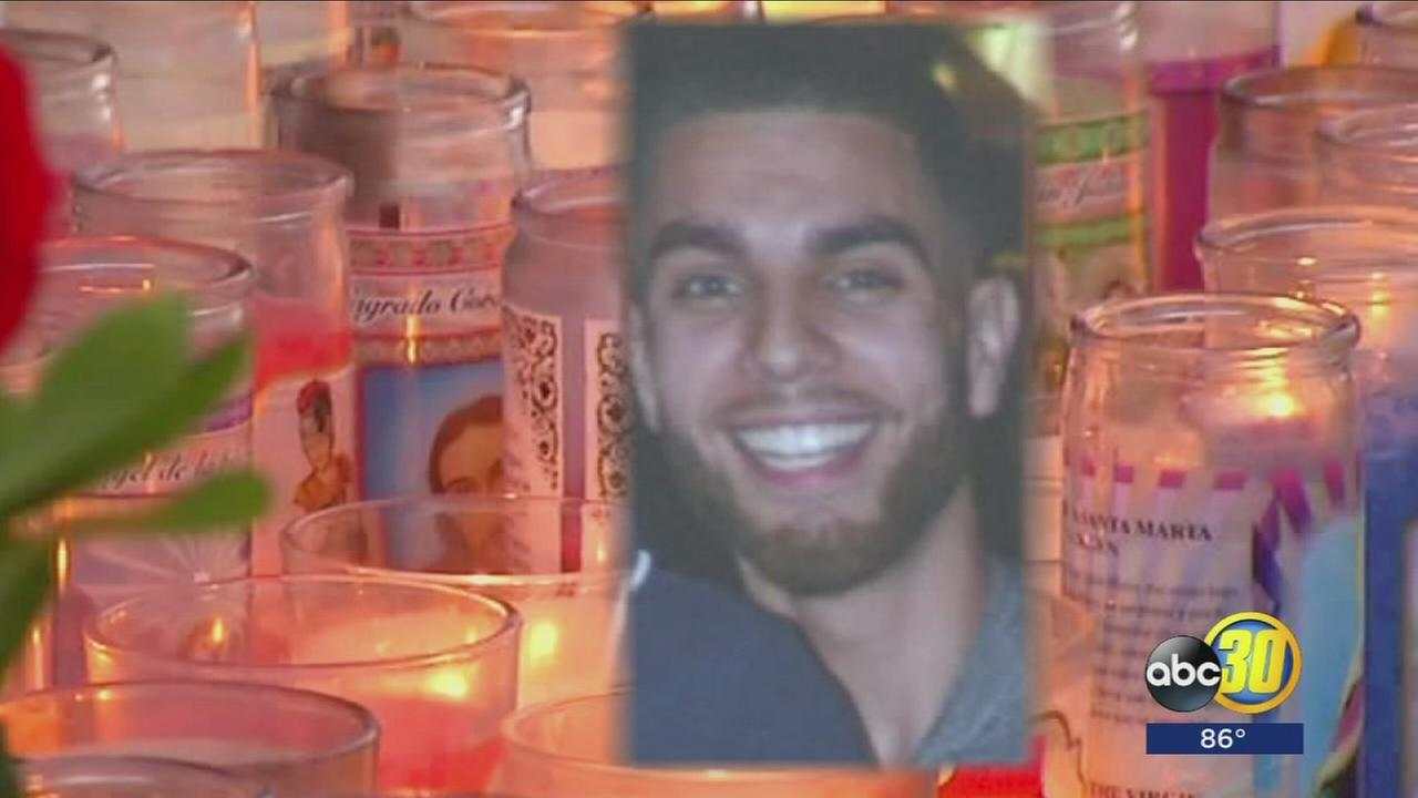 Family talks about facing suspects allegedly involved in deadly armed robbery