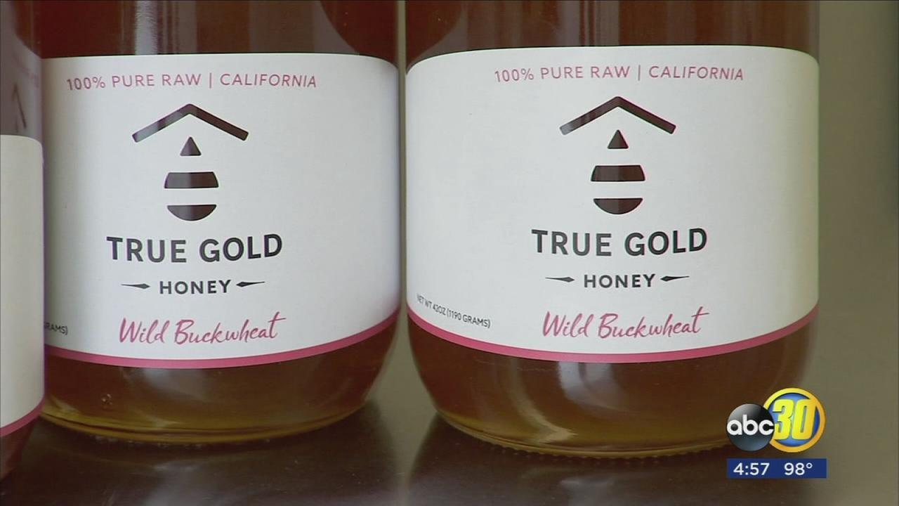 Mother and son team want to sweeten up the Valley with their handcrafted honey