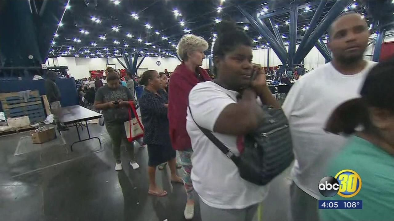 Devastation caused by Harvey has Red Cross chapters all over the nation responding