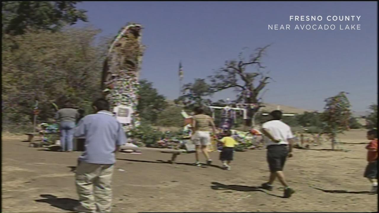 Action News Rewind: Virgin Mary Tree controversy