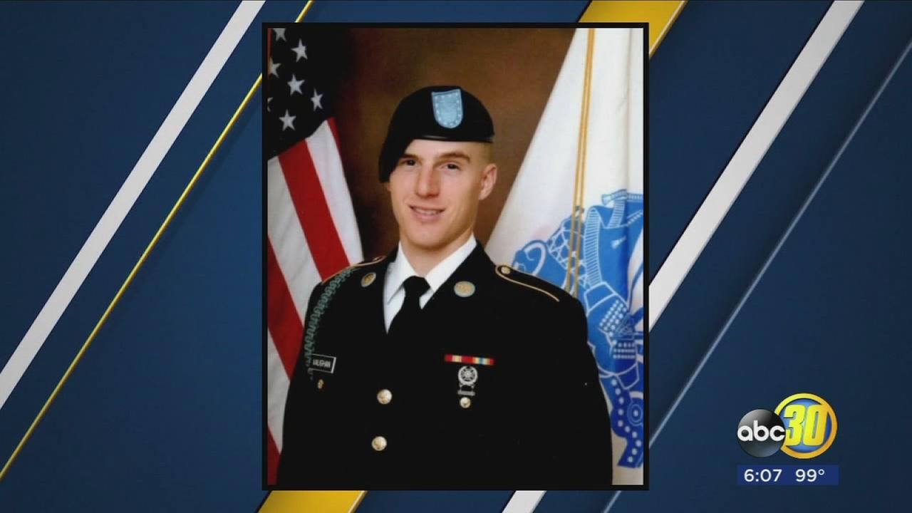 Stolen truck with dog tags of fallen Visalia soldier recovered in Delano