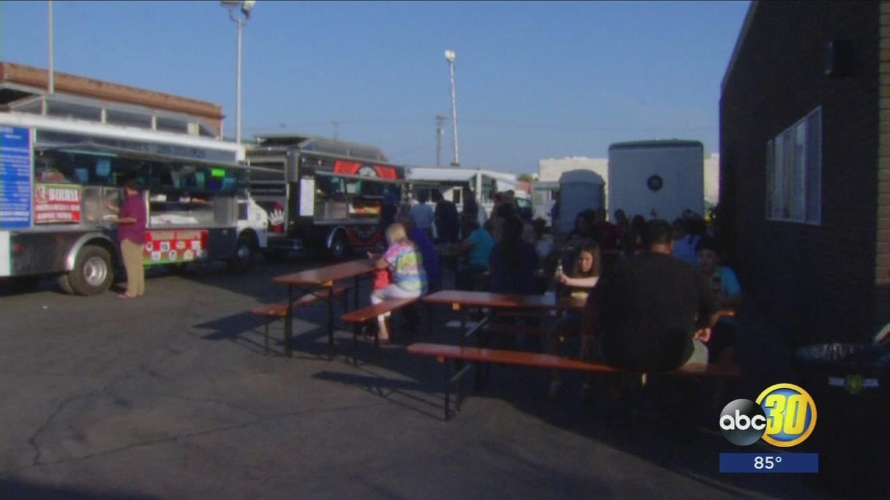 Taco fundraiser held ay Tioga-Sequoia for Hurricane Harvey