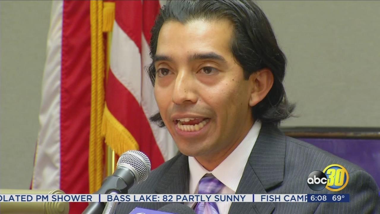 Rico Franco announces run for U.S. House of Representatives