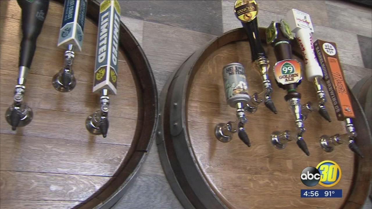 Maderas new Tap House showcases local brews