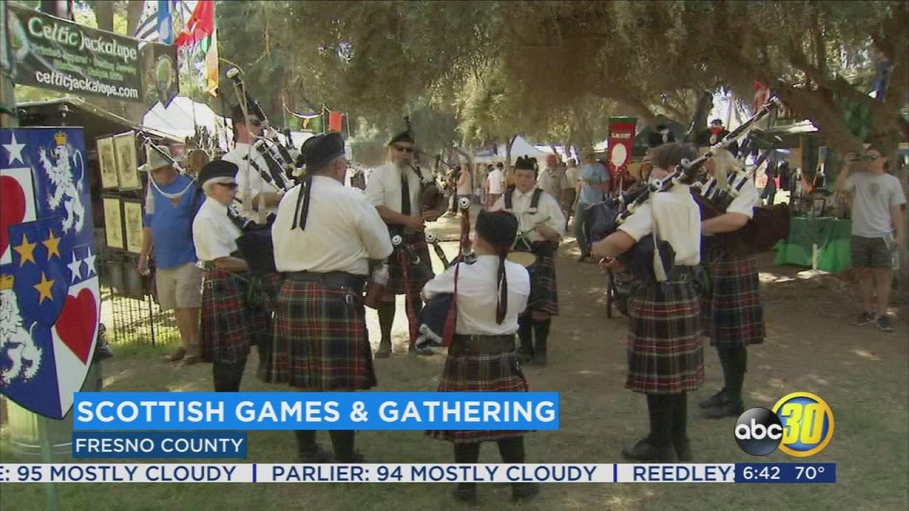 Scottish Gathering and Games returning to the Central Valley
