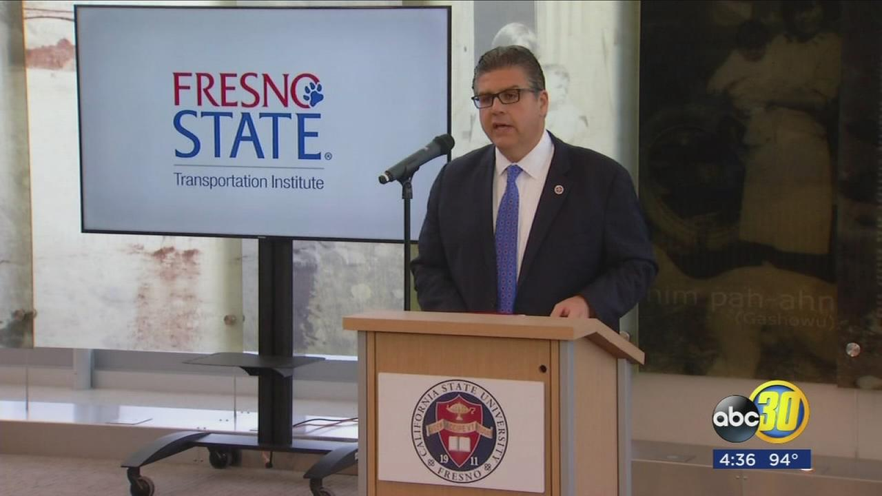 Fresno State announces opening of new Transportation Institute