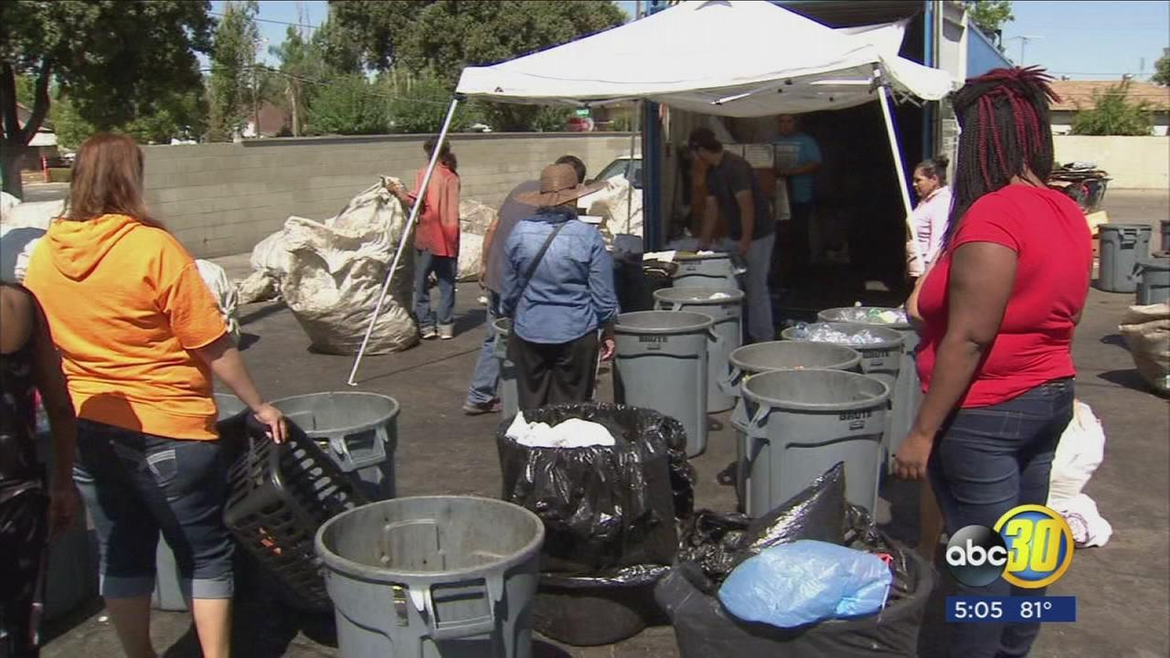Fresno City Council is considering an ordinance that would put heavy restrictions on recycling centers