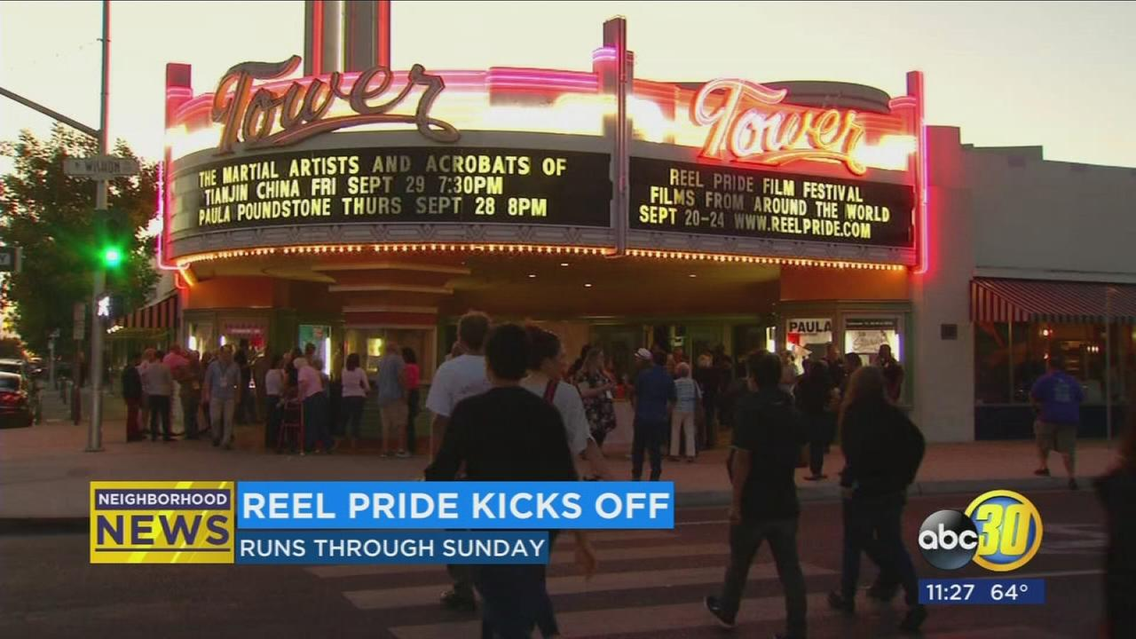 Reel Pride Gay and Lesbian Film Festival now in its 28th year