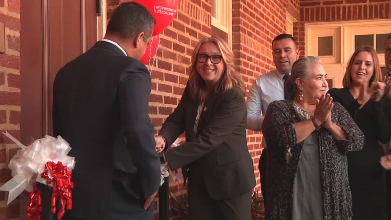 Fresno City College holds ceremony to open new Dream Center on Campus for DACA students