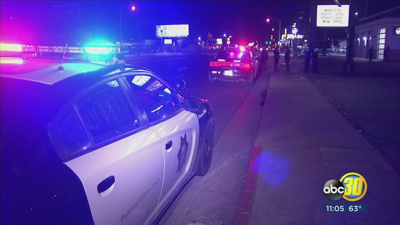 Bar fight in Central Fresno sends one to the hospital
