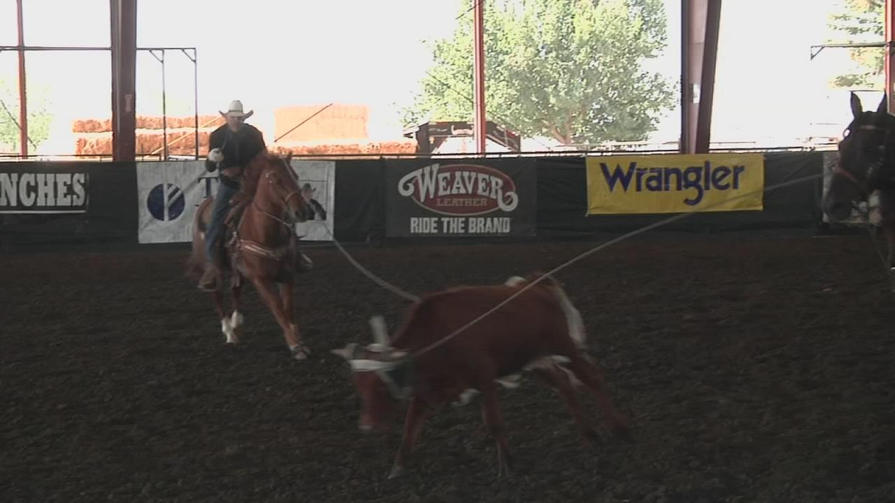 Cowboys and Cowgirls of all ages are saddling up in Chowchilla