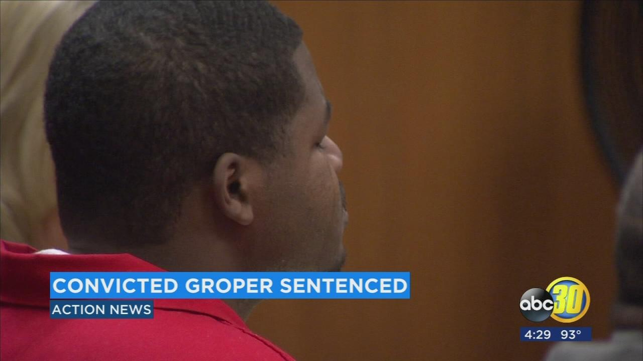 DeAndre Jean-Pierre sentenced to register as sex offender for life in Fresno State groping case