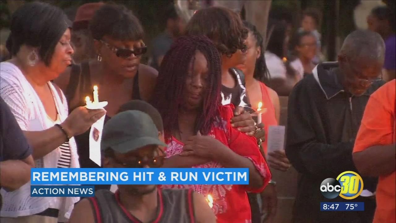 Woman killed while leaving Fresno church remembered