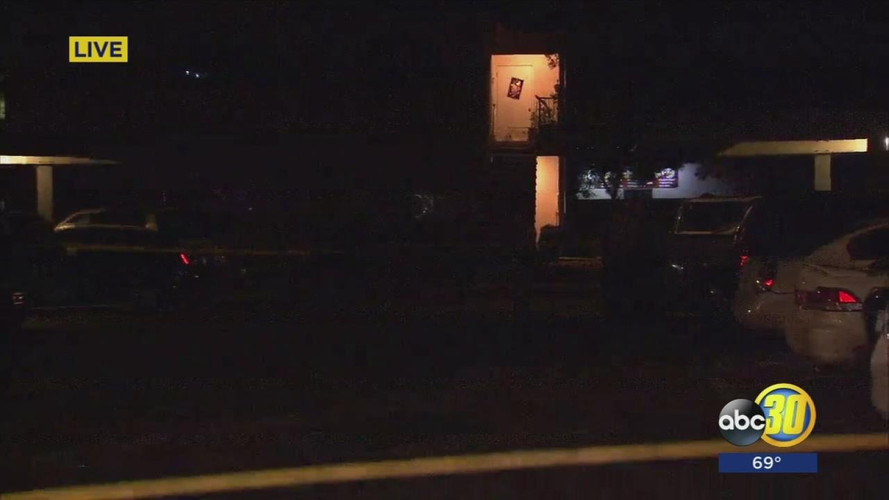 Fresno Co Sheriffs Office investigates a deadly officer involved shooting in Huron