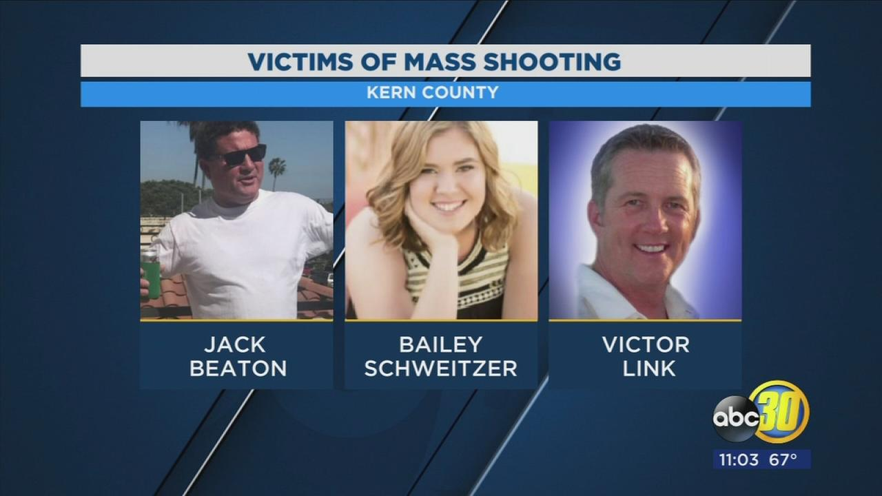 3 people from the Bakersfield area killed in Las Vegas mass shooting