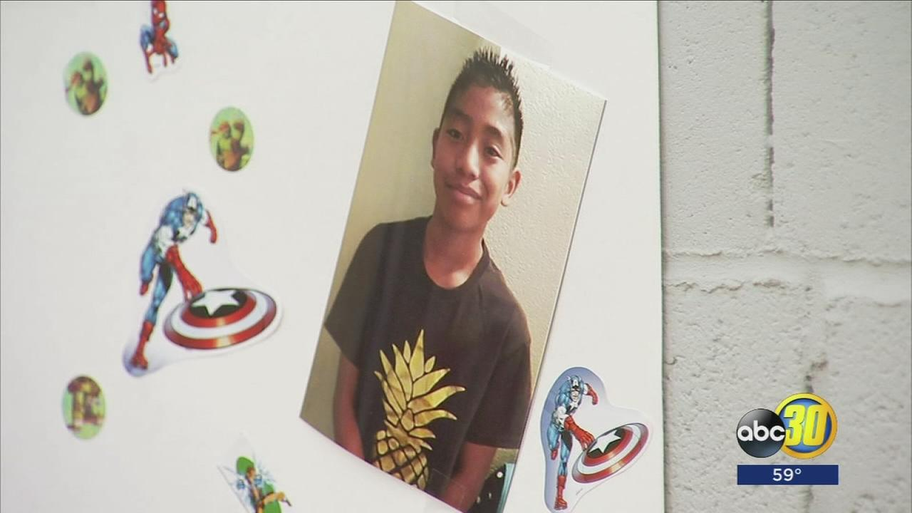 Fresno boy dies after being trapped against electrified fence