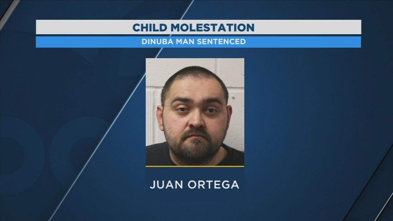 Dinuba man sentenced to 15 years to life in prison for child molestation