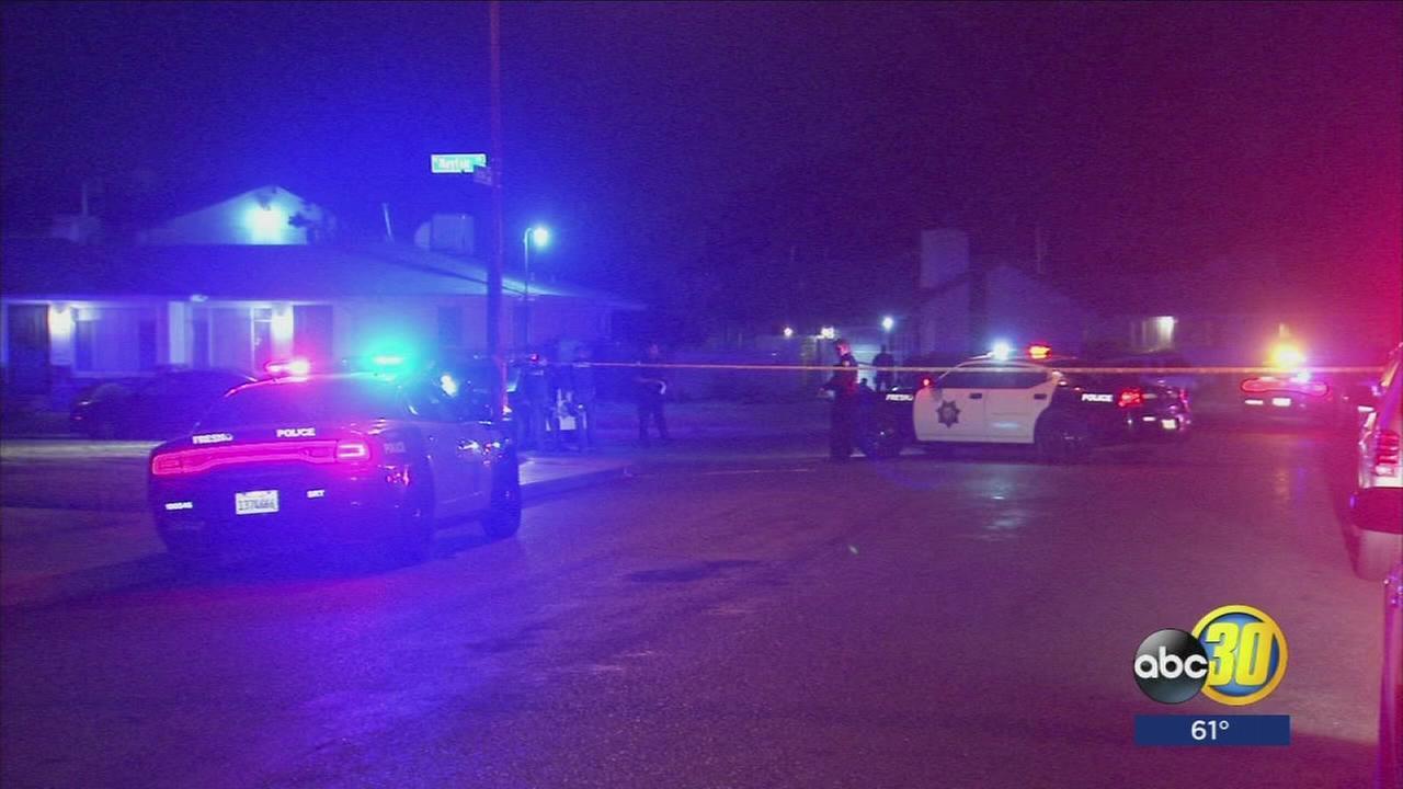2 shootings in Central Fresno leave 2 men dead