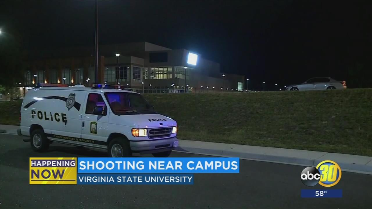 Lockdown lifted at Virginia State University after shooting