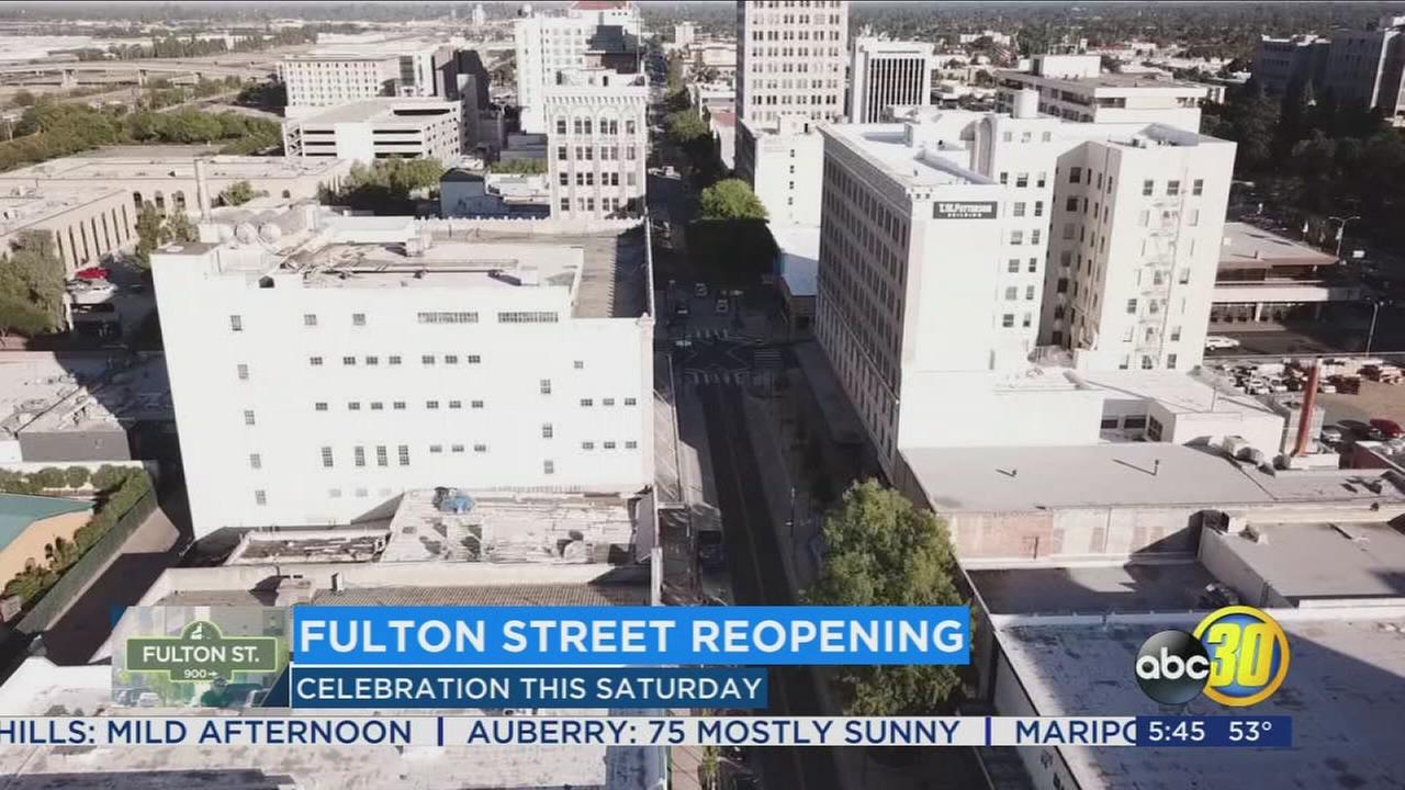 Fulton Street Party Events