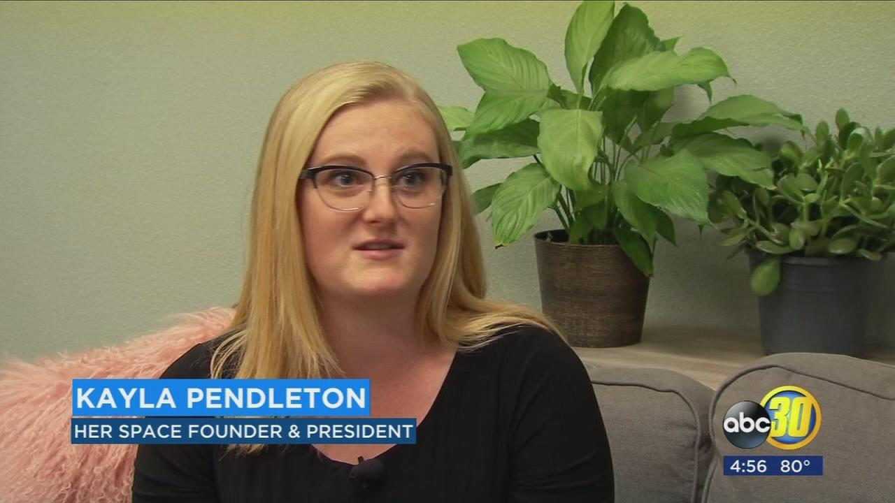 Fresno womans project providing a space for business owners to build their futures