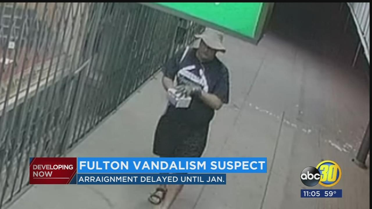Man accused of vandalizing Fulton Street signs wont faces charges until 2018