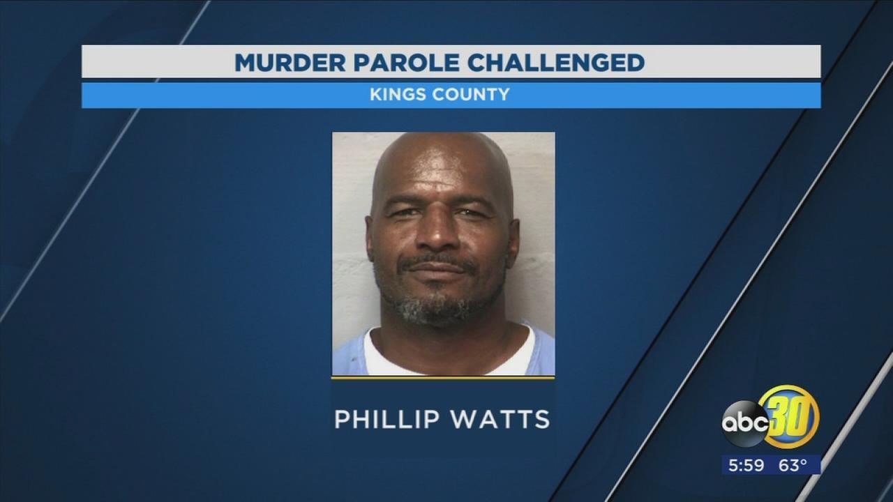 Family of murdered Hanford man brace for killer?s parole hearing