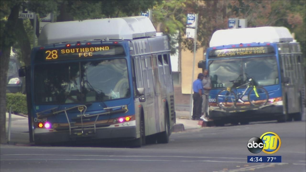 How your input can improvement Fax Bus service