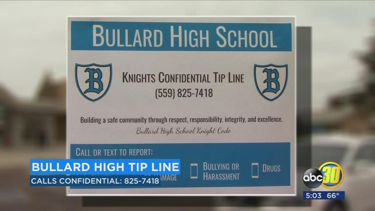 Bullard High School takes steps to solve a possible hate crime