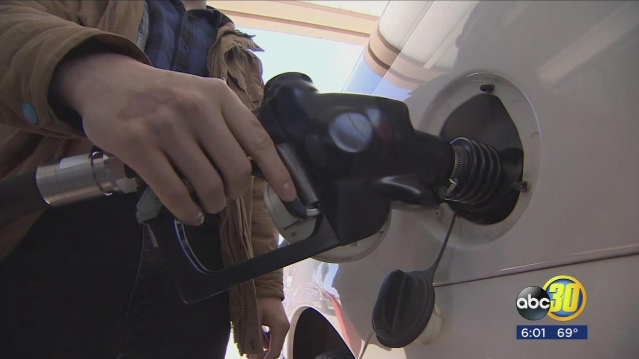 Gas tax increase to pay for road repairs and maintenance statewide