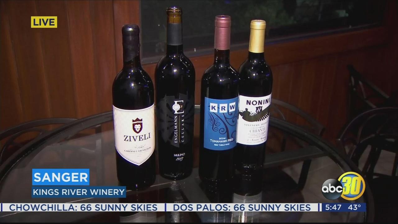 CHEERS! Organizers are getting ready for the Fall Harvest Wine Journey