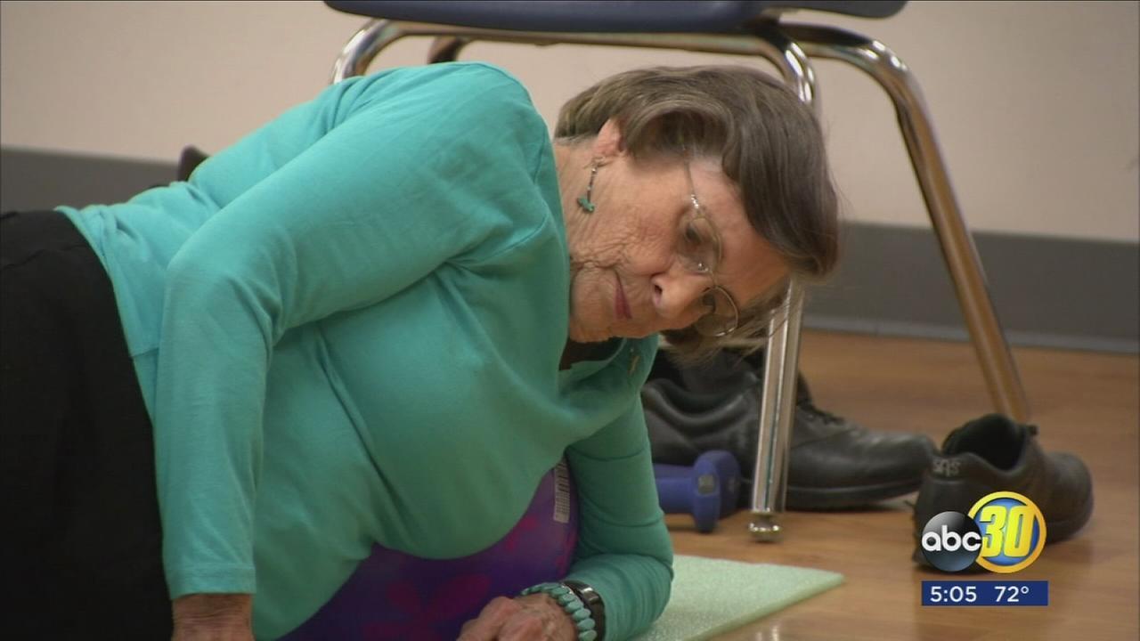 Plan set forth to look into establishing senior center in Fresno