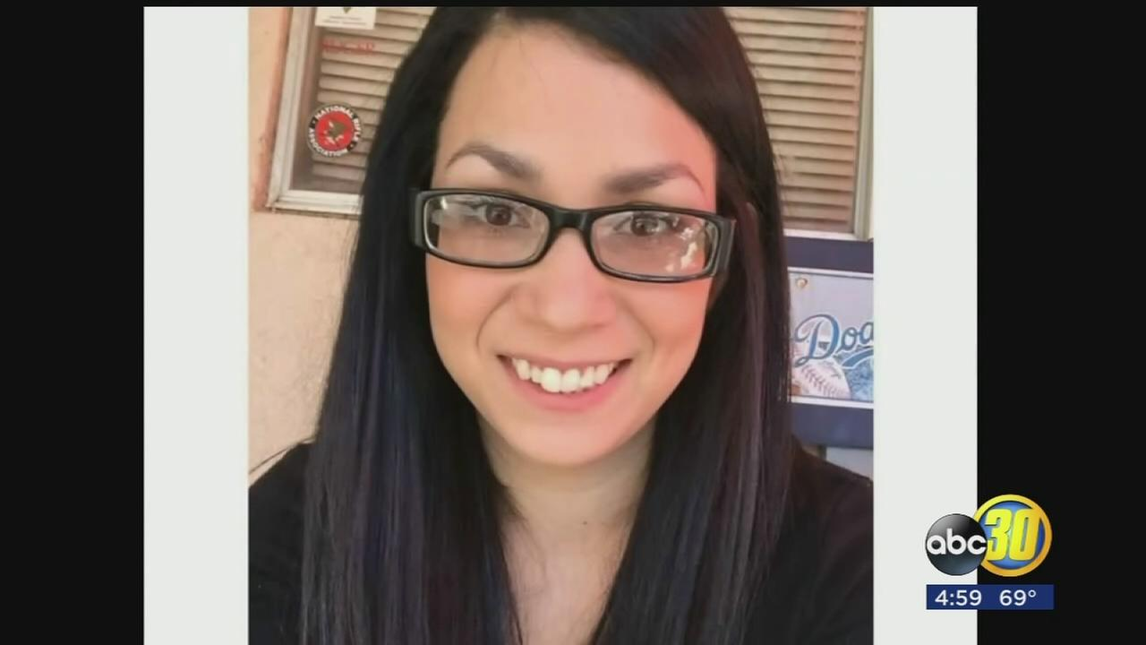 Memorial service held for Visalia mother of three killed in hit and run accident