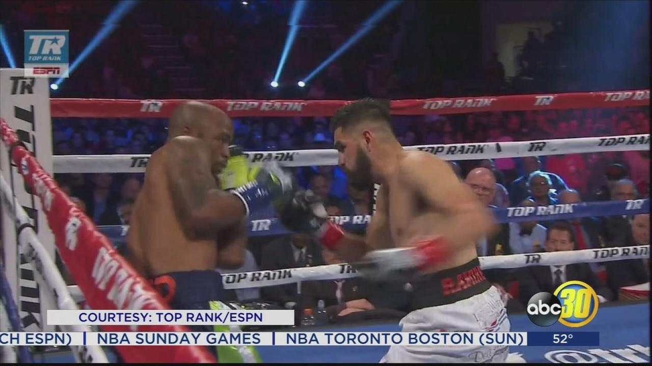 Avenals Jose Ramirez wins Fight for Water 7 with TKO