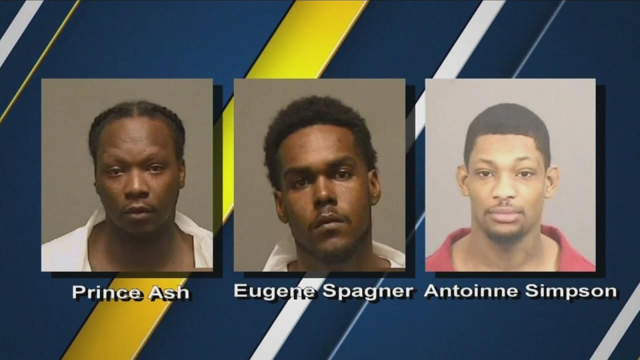 Three in custody after home invasion in Clovis