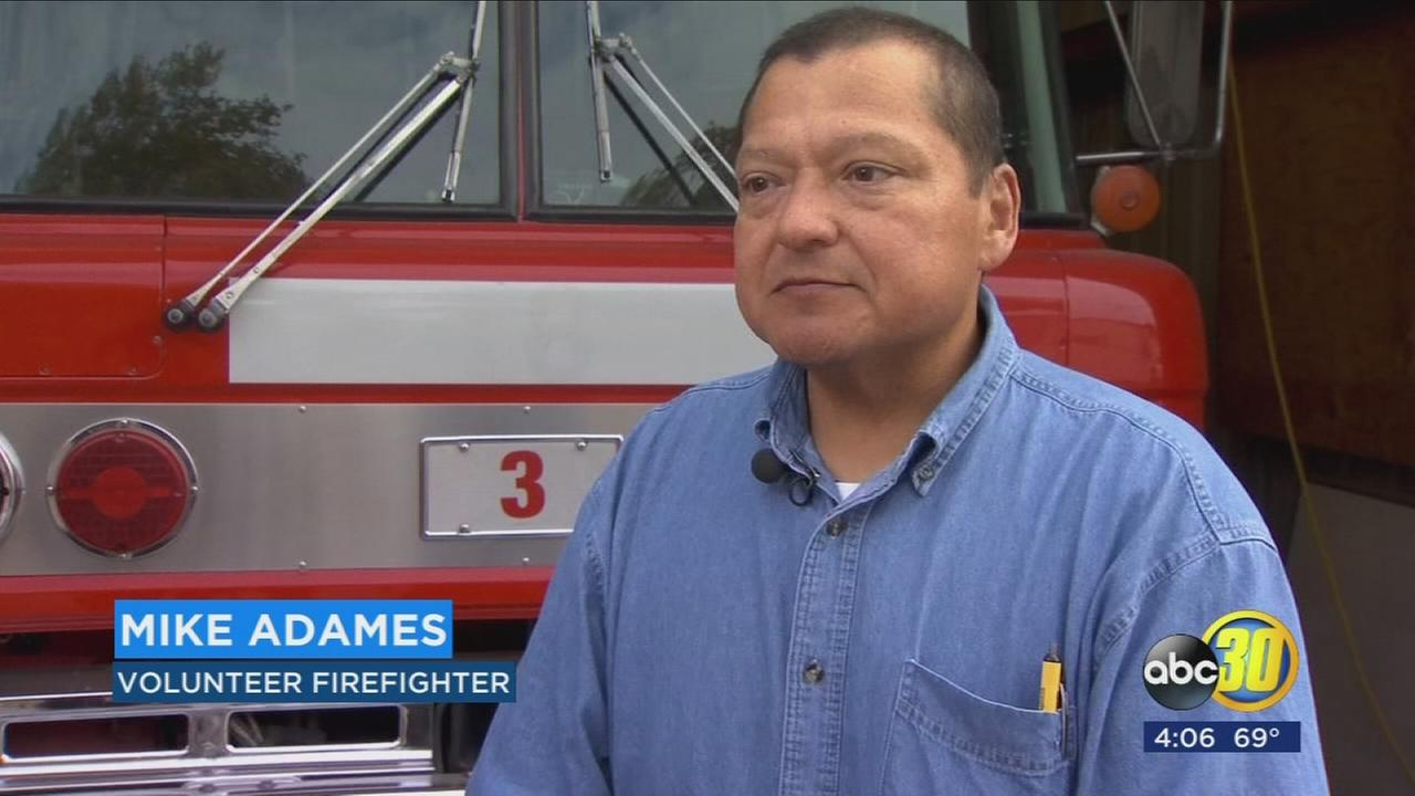 Madera County firefighter in need of kidney transplant