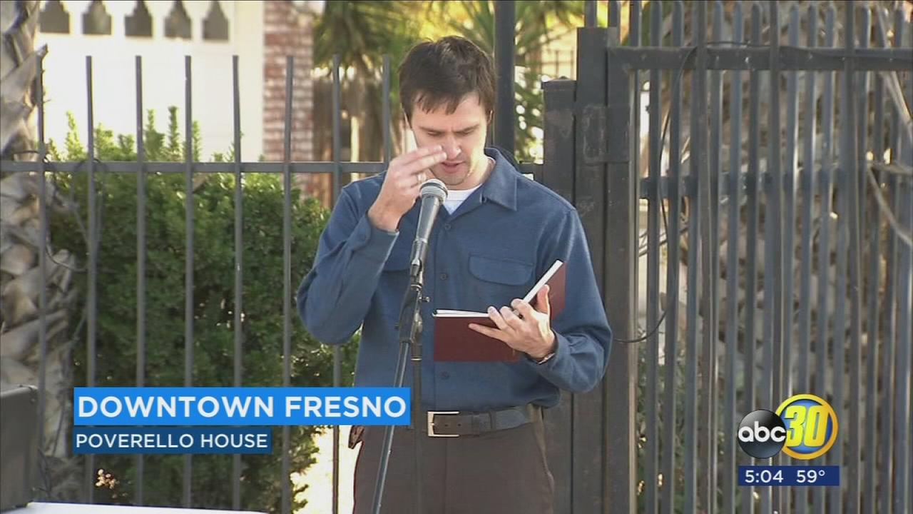 Memorial service to honor Fresno homeless people who have died