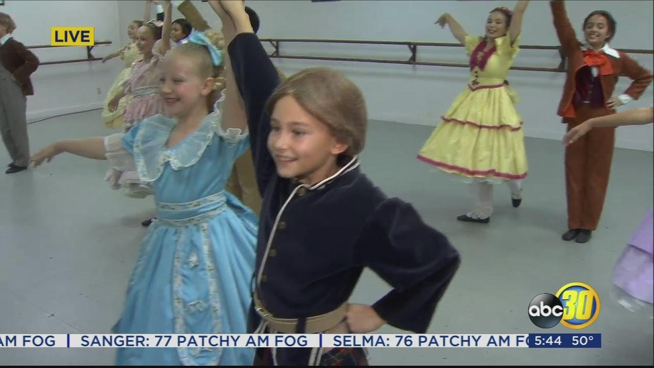 Valley performers are getting ready to present a holiday tradition Thanksgiving weekend