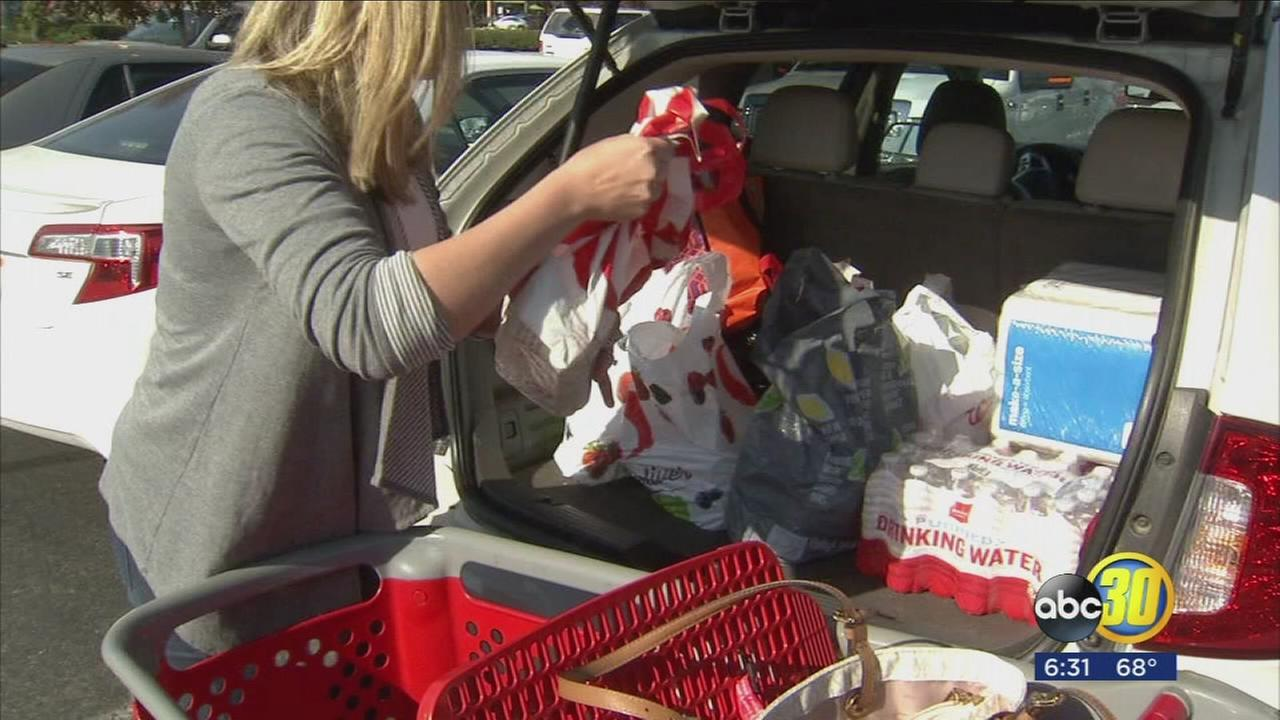 Fresno Police offers safety tips for holiday shoppers