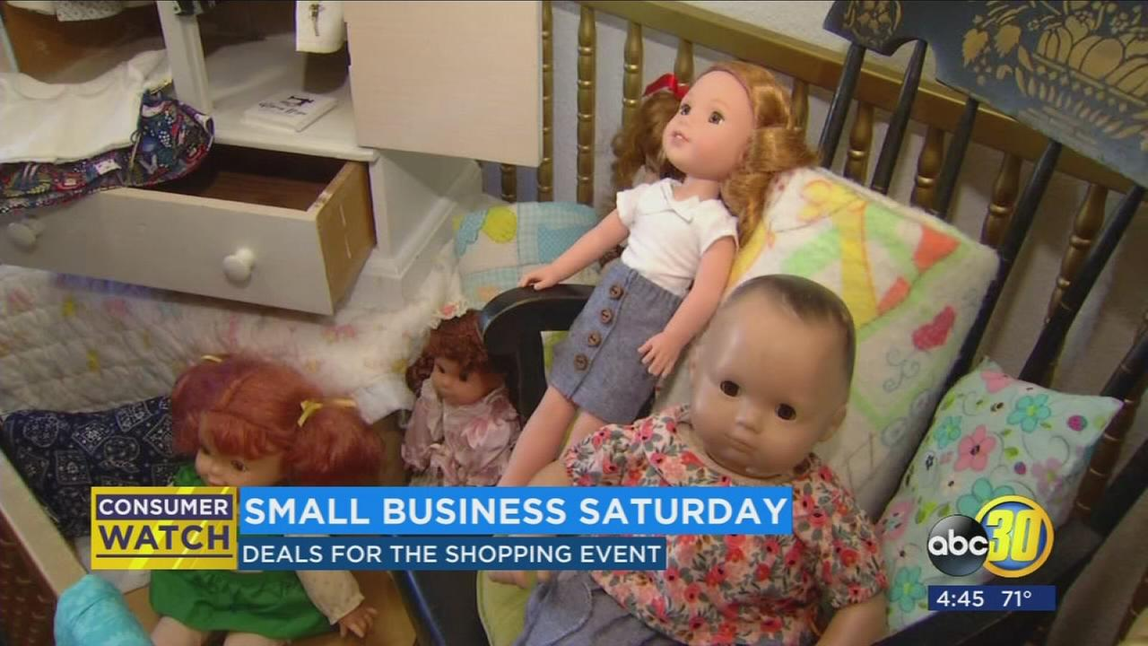 Small Business Saturday Clovis
