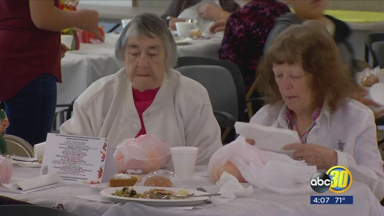 Another year of free Thanksgiving meals in Lemoore