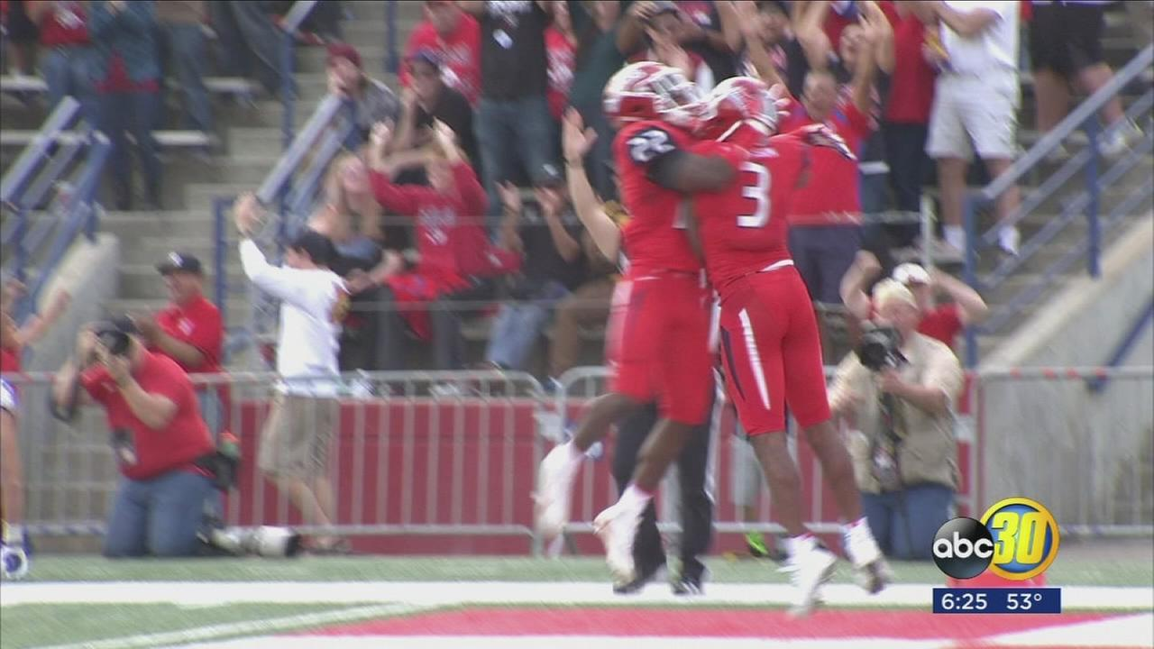 It is championship week for the Fresno State Football team