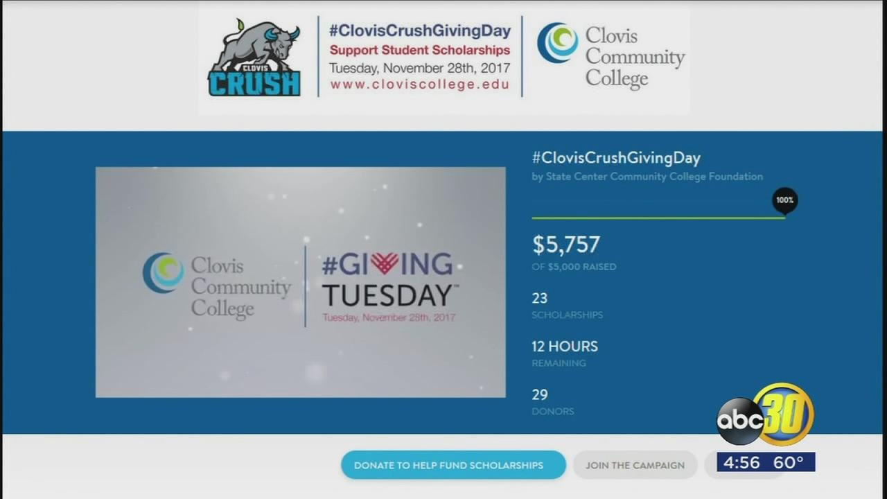 Clovis Community College looks to raise money for scholarship funds with one day event
