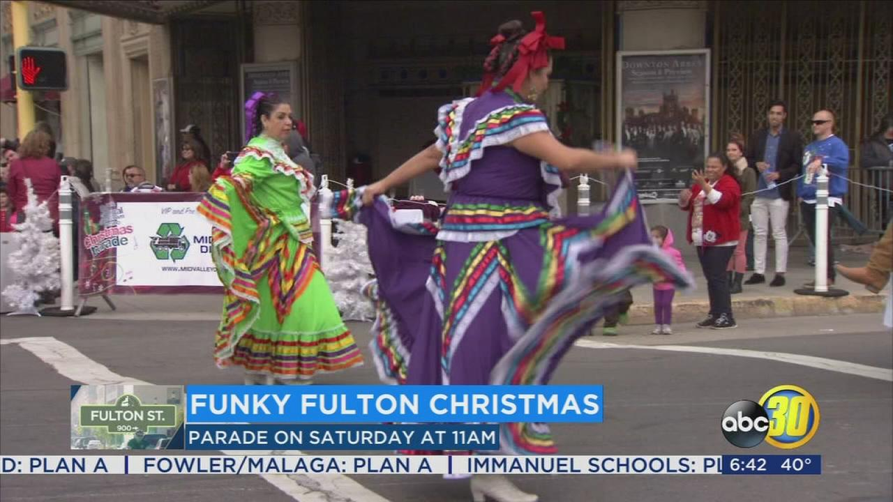 Downtown Fresno Christmas Celebration returns to Fulton Street