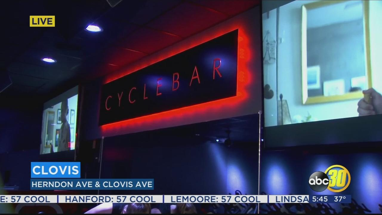 Cyclebar opens in Clovis