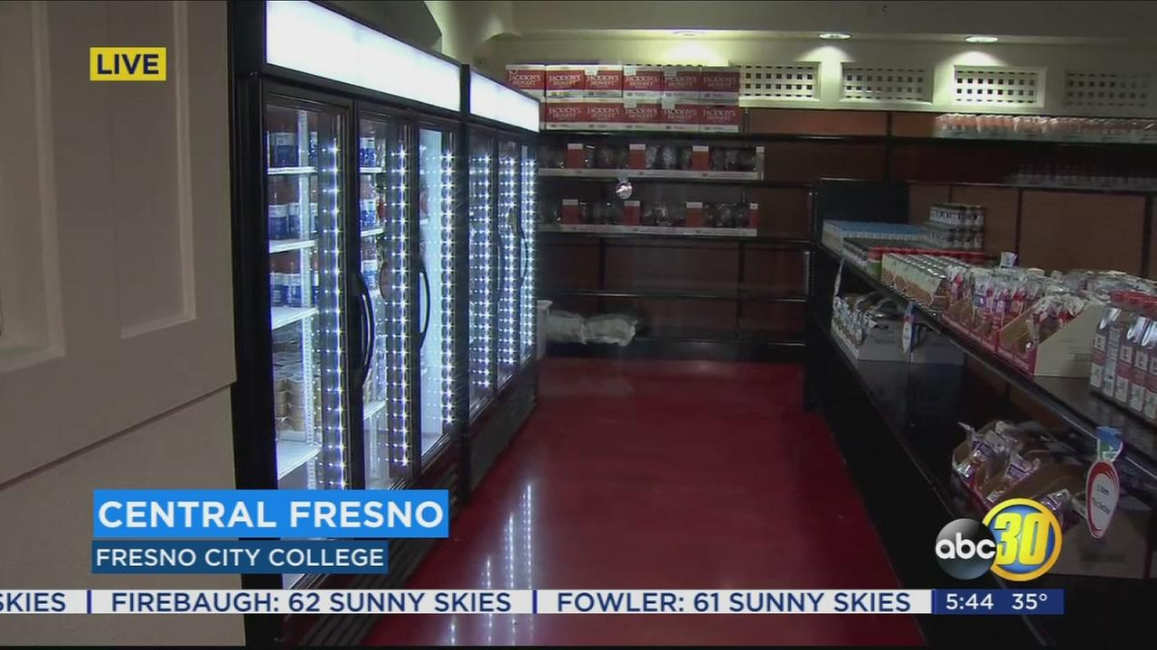 Fresno City College Fights Student Hunger with Ram Pantry