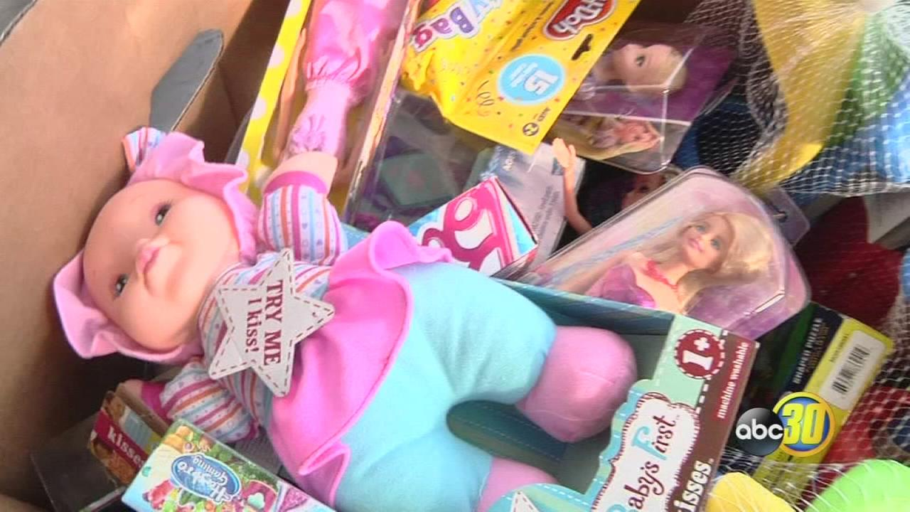 Latino Life: Toys for Tots marathon weekend