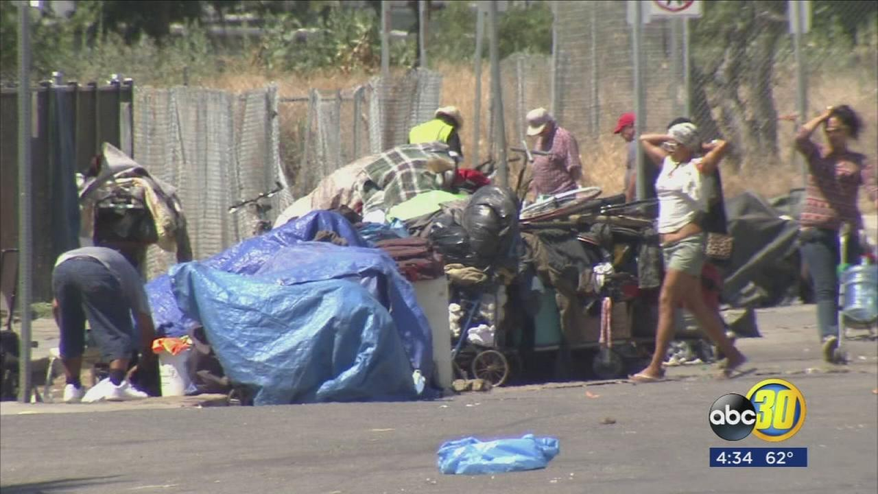 Creating permanent affordable housing for homeless in Fresno