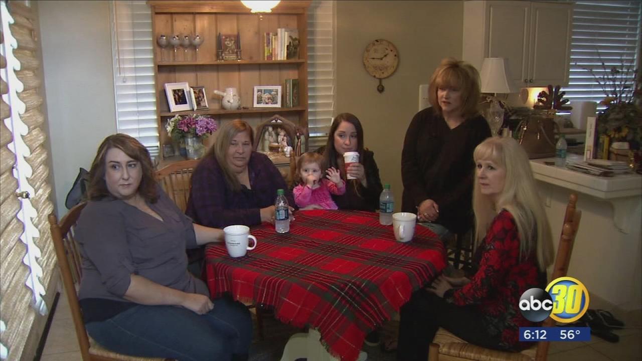 Waitress helped restore a little Christmas cheer for six Fresno women